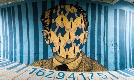 Autor famoznog Krambergerovog murala Vedran Štimac oslikao poznatog njemačkog filozofa i sociologa H. Marcusea