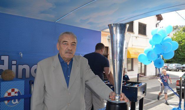 M. Čerček: Oduvijek mi je bio san igrati u Dinamu, a onda sam u finalu Kupa zabio gol. Gdje ćeš veće sreće za jednog mladića!
