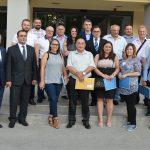 Novi predsjednik Gradskog vijeća Ivica Hršak, potpredsjednici Kristijan Krsnik i Željko Pavić