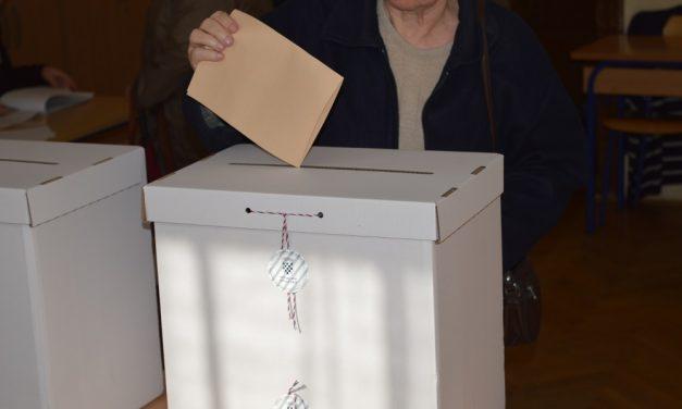 Zagorci treći po izlaznosti, do 16.30 sati glasalo 42,85 posto birača