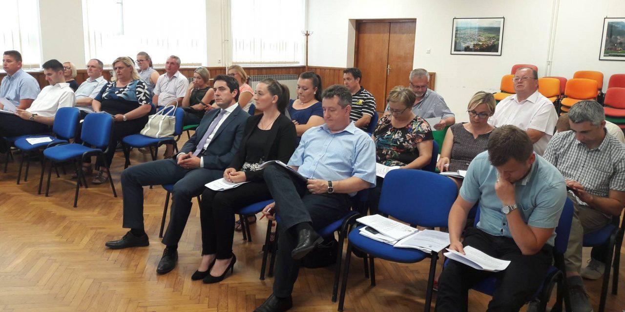 Za predsjednicu pregradskog Gradskog vijeća izabrana Tajana Broz
