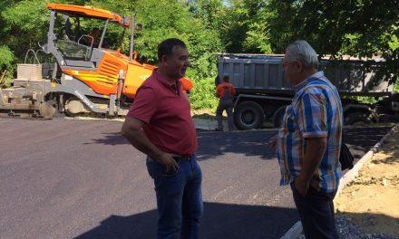 Na 11 dionica ukupno tri kilometra novog asfalta vrijednog 810.000 kuna