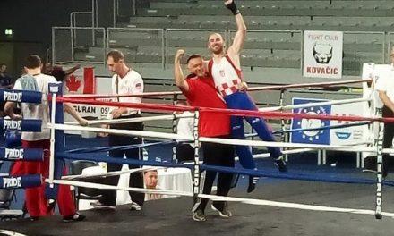 Luka Lešković izborio finale svjetskog prvenstva u combatu