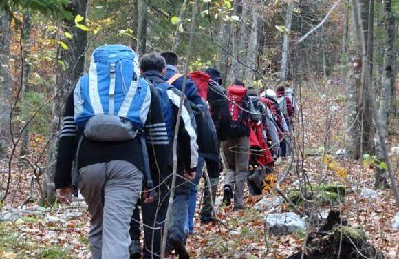 Preko 150 osnovnoškolaca i srednjoškolaca pješačit će sutra na Cesargrad