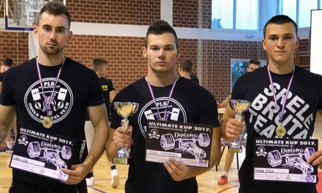 "Oborili čak pet hrvatskih rekorda, a Ružica Martinić ujedno za 2,5 kilograma ""popravila"" europski rekord"