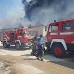 Zagorski vatrogasci jutros su vraćeni u bazu u Divulje, gdje slijedi zasluženi odmor