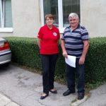 Odazvalo se 200-tinjak dobrovoljnih darivatelja, stoti put krv dao Boris Poredski iz Grletinca