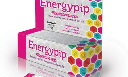 Više prirodne energije uz Energypip!