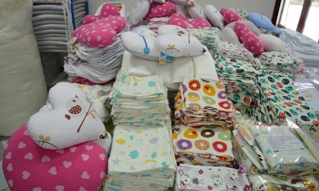 MLADA I PODUZETNA: Svojim jedinstvenim tekstilnim proizvodima za djecu kreće u pohod na europsko tržište