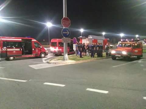"""STIGLA POMOĆ IZ ZAGORJA: """"Trenutno gasimo požar u Žrnovnici, gdje vatra i dalje prijeti kućama"""""""