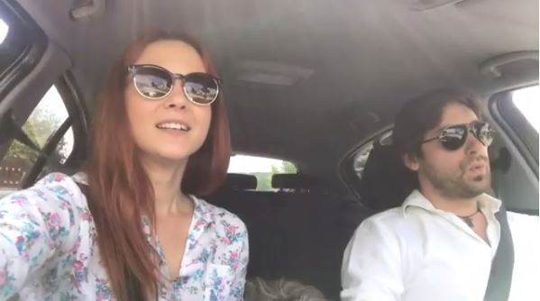 """VIDEO: Poznata srpska glumica pokušala naučiti """"Pod brajde"""", pa nasmijala svoje fanove"""