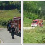 U Razvoru se zapalio automobil u vožnji, u Vinipotoku gorio traktor