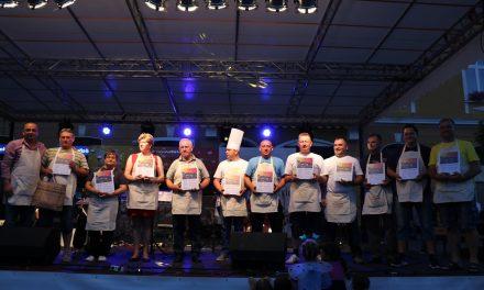 Najbolju kotlovinu pripremila ekipa Mjesnog odbora Poljanica Bistrička