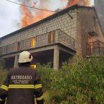 NEMA ODMORA: Zagorski vatrogasci s kolegama iz cijele zemlje usred vatrene stihije