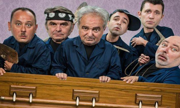 """""""LJETO NA BAJERIMA"""": Pogledajte novu predstavu Kerekesh Teatra """"Pokopaj me nježno"""""""
