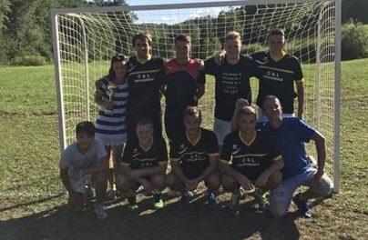 """Udruga """"Mrzli Zdenec"""" organizirala turnir u malom nogometu, koji je okupio osam ekipa i 200-tinjak posjetitelja"""