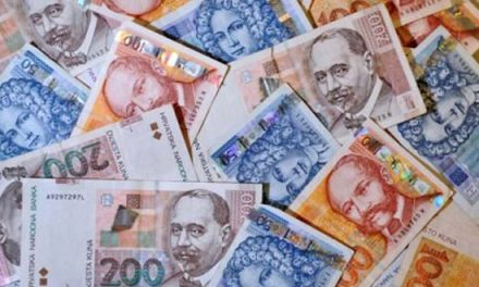 Prosječna hrvatska neto plaća u svibnju iznosila 6025 kuna