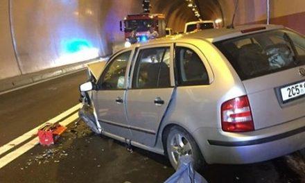 U nesreći sudjelovalo šest vozila, ozlijeđeno ukupno devet osoba iz Kosova, Njemačke i Češke, troje je maloljetnih
