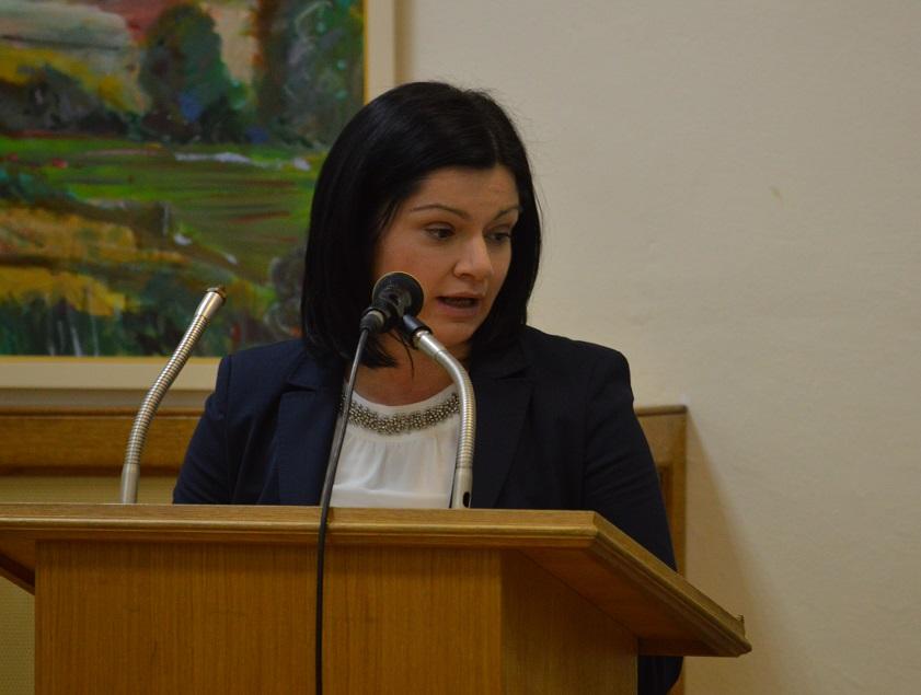 Direktorica Krakoma Katarina Posilović prezentirala je gradskim vijećnicima financijska izvješća za 2016. godinu