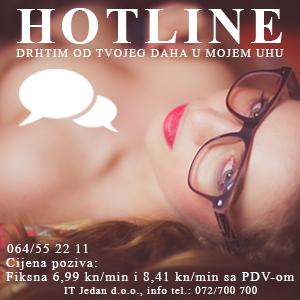 Hot line