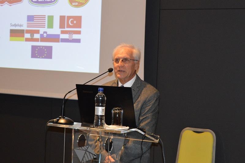 Stjepan Odobašić, organizator