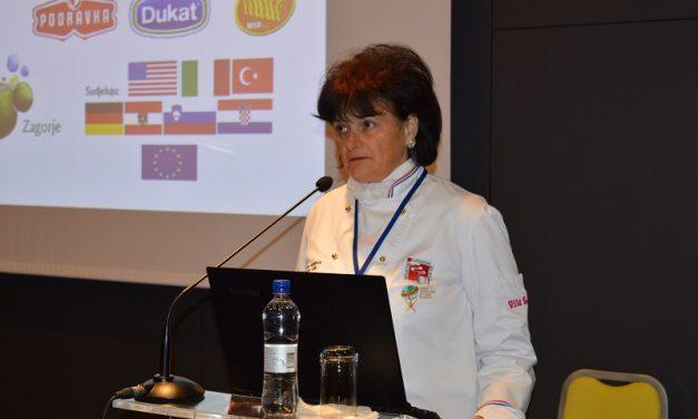 Dragica Lukin, predsjednica Saveza slastičara Hrvatske