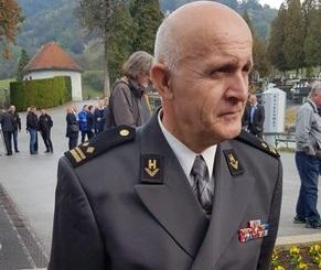Žarko Miholić, umirovljeni pukovnik HV-a i ratni zapovjednik 103. brigade