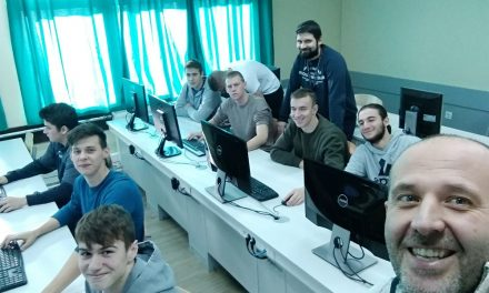 Jedanaest budućih računalnih tehničara i jedan tokar pohađat će desetodnevnu praktičnu nastavu u Irskoj