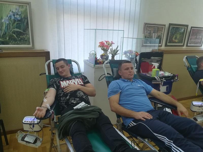 Odazovite se na prvi ovogodišnji ciklus dobrovoljnog darivanja krvi GDCK-a Zlatar