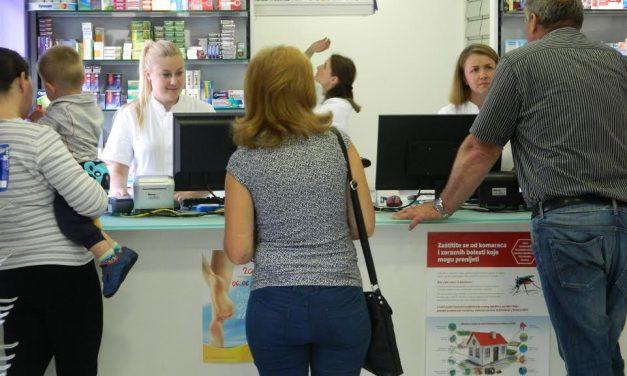 Bezreceptni lijekovi mogli bi pojeftiniti u prosjeku od 18 do 19 posto