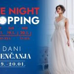 Dani vjenčanja i Late Night Shopping u Westgateu