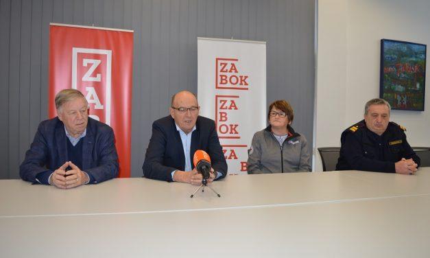 Iz proračuna Grada Zaboka Sportskoj zajednici 1,3 milijuna, Vatrogasnoj zajednici 400 tisuća, a Crvenom križu 100 tisuća kuna