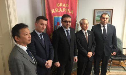 """""""Želja nam je Krapinsko – zagorsku županiju približiti Japanu i nekom budućom suradnjom poboljšati razinu i prihode zagorskog gospodarstva"""""""
