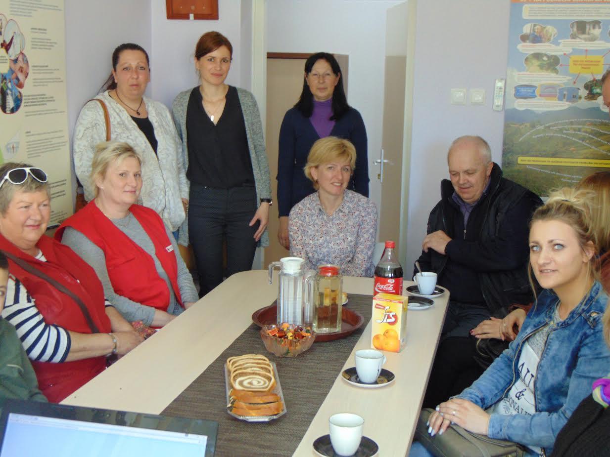 U sklopu Dana otvorenih vrata, zainteresirani građani upoznali se s radom Centra za socijalnu skrb Zlatar Bistrica