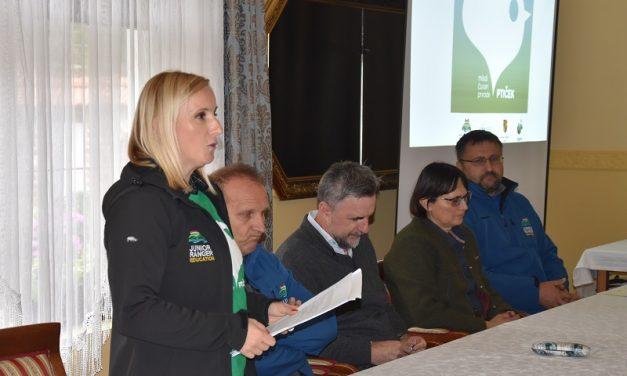 Dijana Hršak, ravnateljica Javne ustanove za upravljanje zaštićenim prirodnim vrijednostima KZŽ