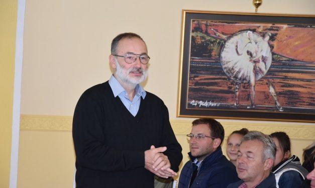 Ivan Martinić, predsjednik Upravnog vijeća Javne ustanove za upravljanje zaštićenim prirodnim vrijednostima