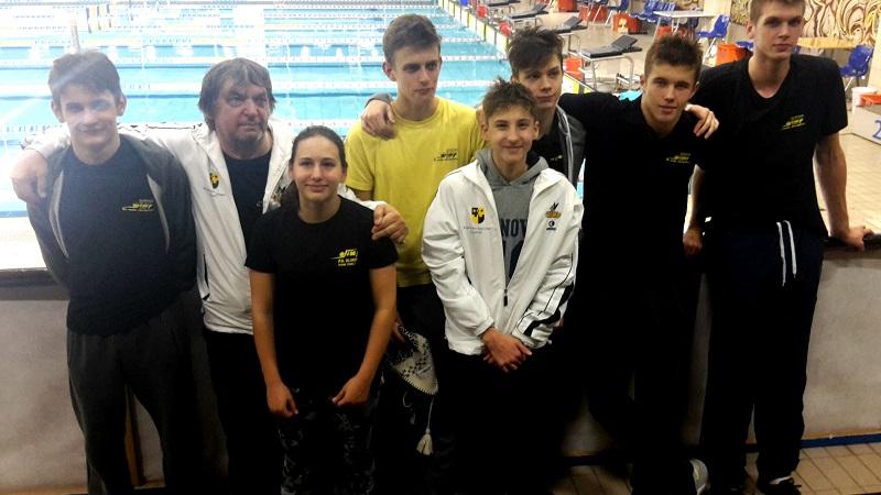 Zagorski plivači u Sloveniji osvojili 35 medalja – devet zlata, 13 srebra i 13 bronci
