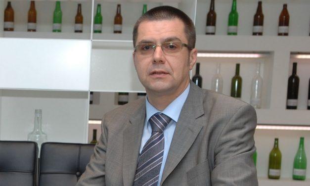 Tihomir Premužak, direktor Vetropack Straže