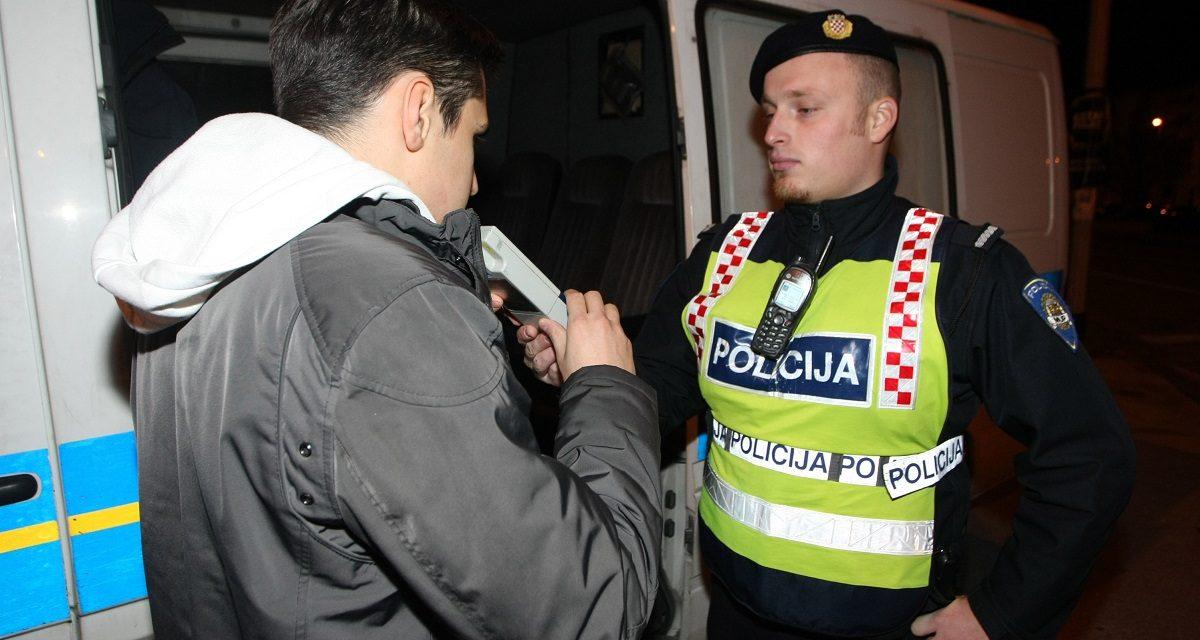 MARTIN ZAGORCIMA ODUZEO 43 VOZAČKE DOZVOLE: Rekorder imao 2,85 promila, čak sedmorica alkoholiziranih završila iza rešetaka