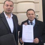 Daniel Vnuk i Dragutin Ranogajec ispred USKOK-a