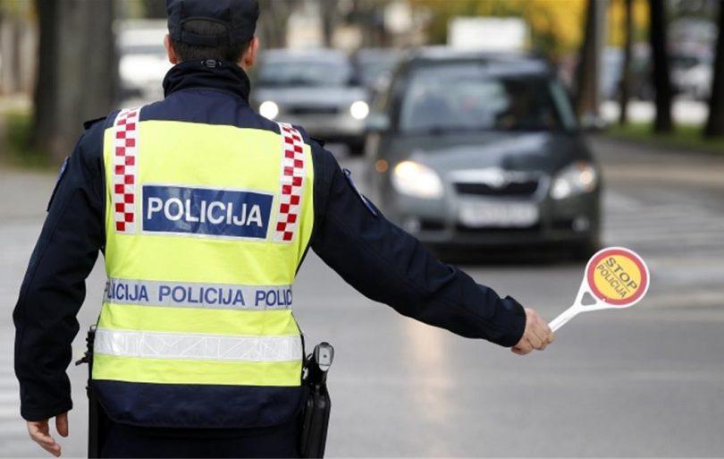 """VOZAČI, OPREZ: Policija tijekom siječnja kreće u još oštriju borbu protiv četiriju glavnih """"ubojica u prometu"""""""