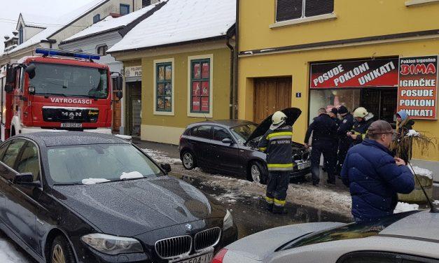 U Valentinovu autobus sletio s ceste, u Krapini se zapalio automobil, a u Bregima Radobojskim dimnjak