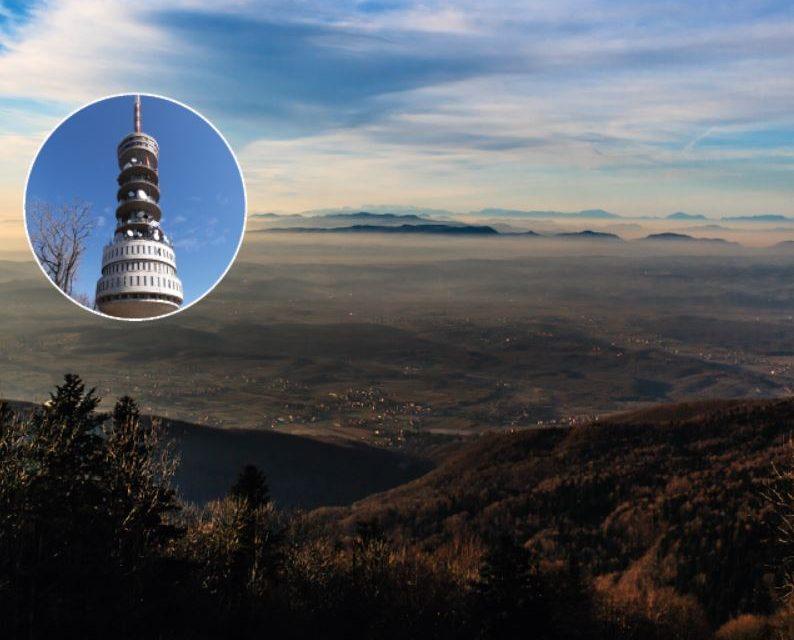 KAKAV ĆE TO POGLED PUCATI NA ZAGORJE: Kreće se u obnovu Sljemenskog tornja, na čijem će vrhu biti rotirajući restoran i najviši vidikovac kontinentalne Hrvatske