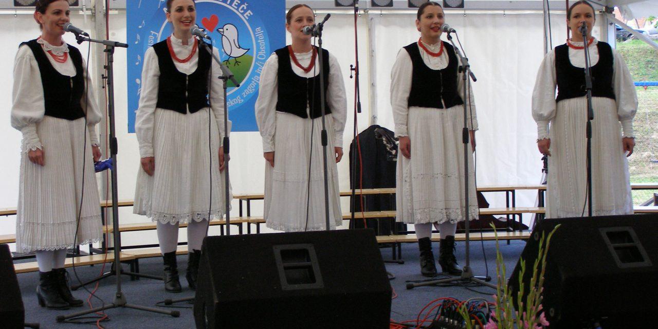 Sljedeće nedjelje u Miljani Festival hrvatskih i slovenskih vokalnih skupina