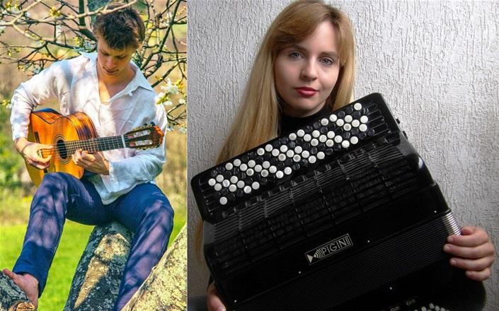 U četvrtak koncert Domagoja Paukovića i Karmen Antunović