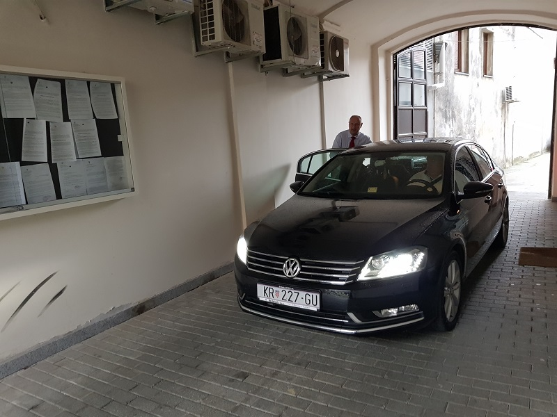 Na gorivo i održavanje automobila koji koristi župan Kolar, u pola godine potrošeno je 53.447 kuna