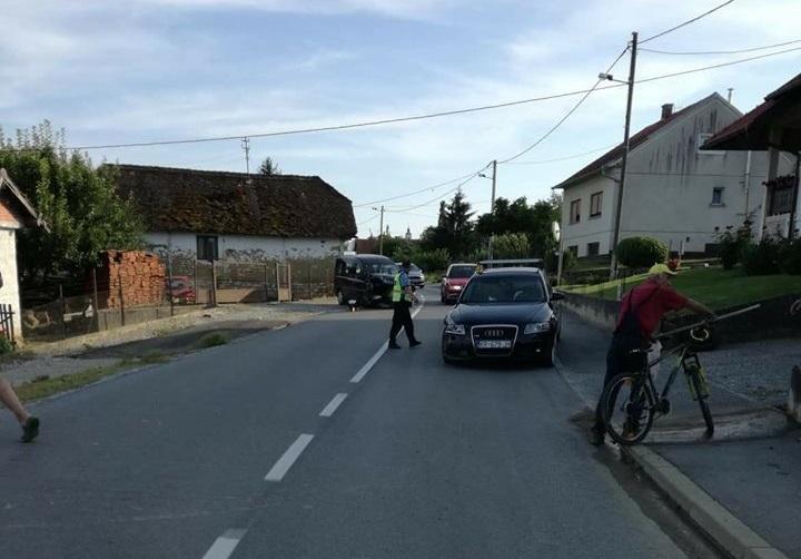 Lovrečan / FOTO: Policija zaustavlja KZŽ