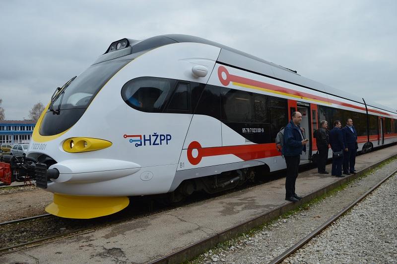 Kreće 530 milijuna kuna vrijedna modernizacija i elektrifikacija pruge od Zaprešića do Zaboka