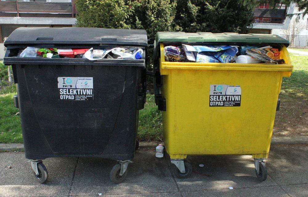 Za edukaciju građana o održivom gospodarenju otpadom gotovo 500 tisuća kuna bespovratnih sredstava