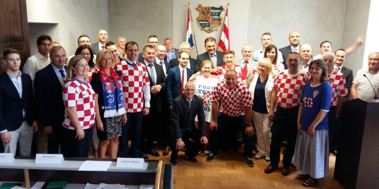 Varaždinci Zlatka Dalića proglasili počasnim građaninom svoje županije